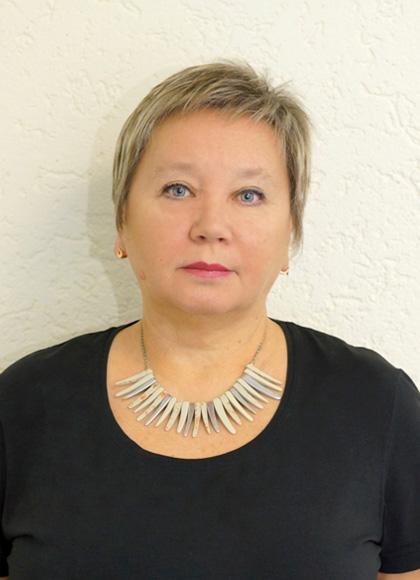 Хасанова Ирина Ильинична