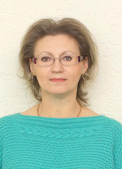 Гильчина Лариса Викторовна