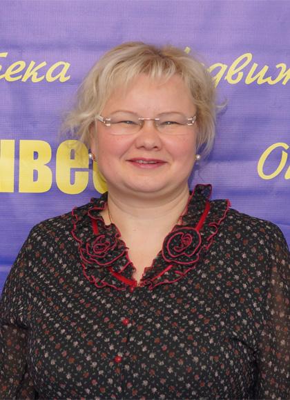 Дубинина Тамара Викторовна