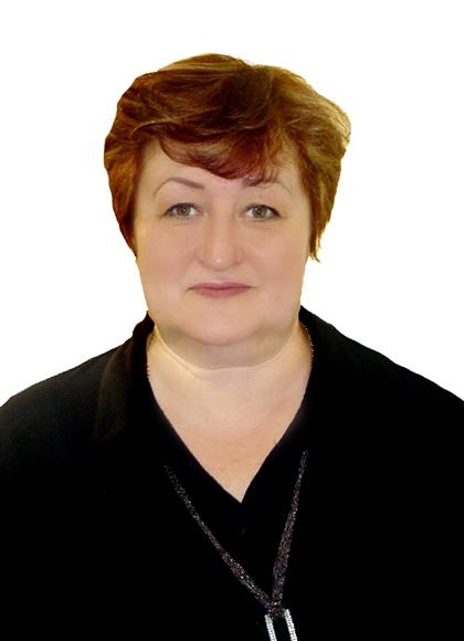 Мамонтова Ирина Владимировна